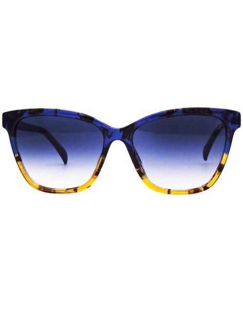75156d4201 Lente solar para dama Tous azul