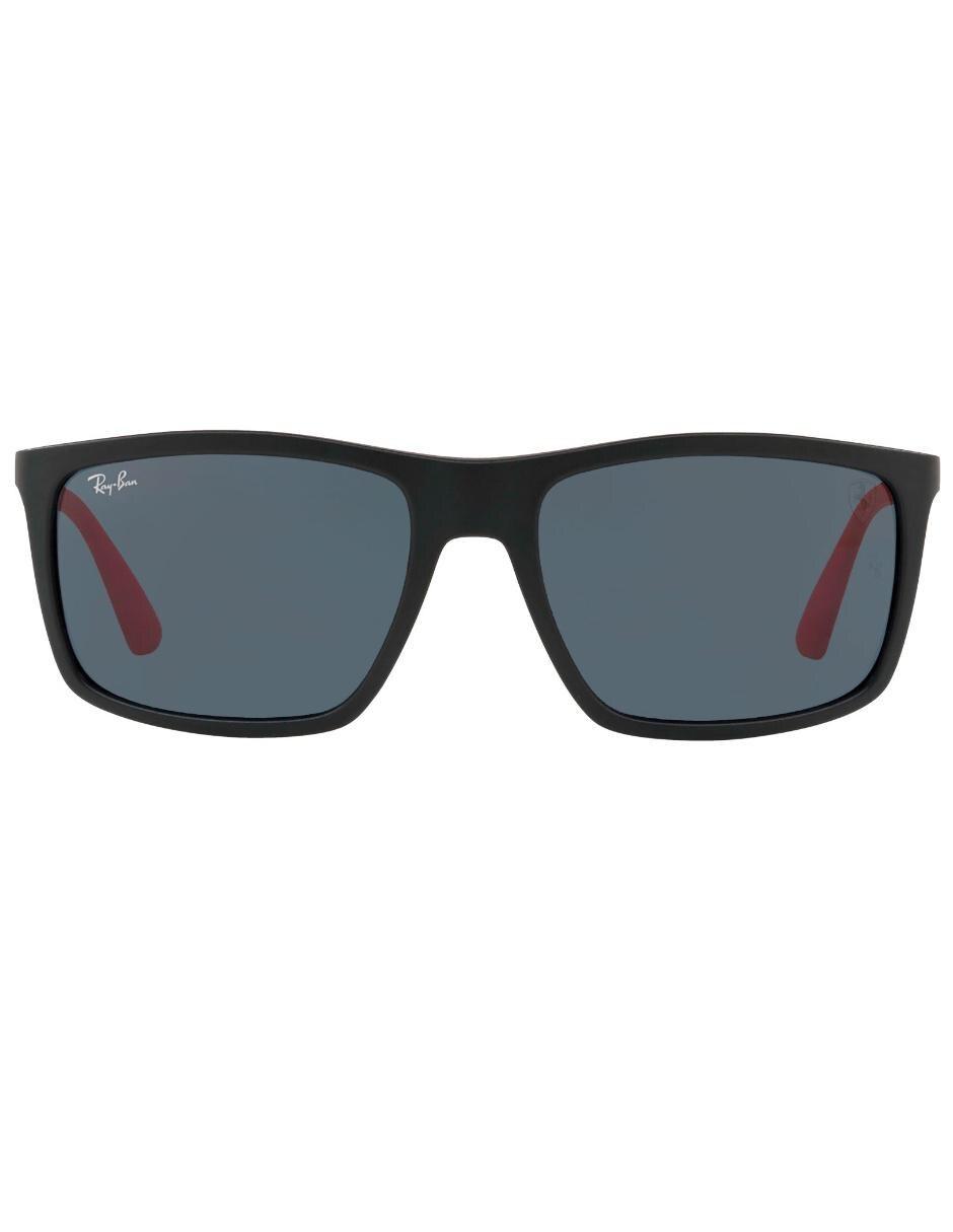 precios grandiosos en venta tienda oficial Lente solar para caballero Ray Ban Ferrari negro